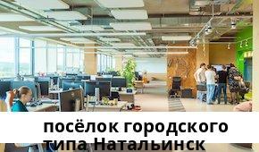 Справочная информация: Банкоматы СКБ-банка в посёлке городского типа Натальинск — часы работы и адреса терминалов на карте